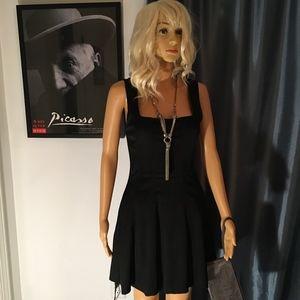 BeBe Dark Black Dress - NWOT